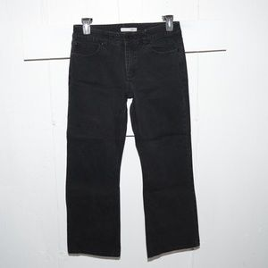 Chico's charm womens jeans size 1 S 4292